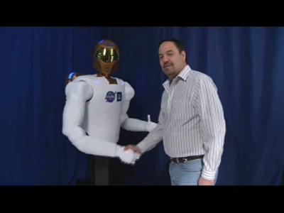 R2, le robot humanoïde de GM et de la NASA