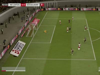 Borussia Dortmund - RB Leipzig sur FIFA 20 : résumé et buts (Bundesliga - 33e journée)