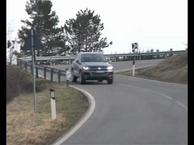 Essai Volkswagen Touareg 3.0 V6 TDI