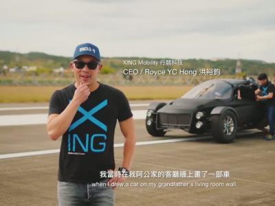 XING Miss R : 1360 ch électriques pour la route et la terre