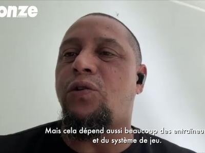 EXCLU - Roberto Carlos : « Avec Cafù, nous avons changé l'image des latéraux »
