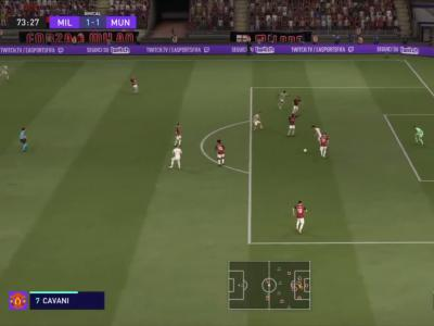 AC Milan - Manchester United : notre simulation FIFA 21 (1/8ème de finale retour de Ligue Europa)