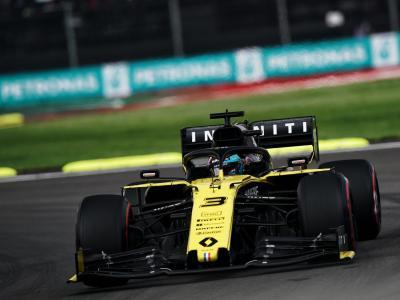 Grand Prix des États-Unis de F1 : alerte rouge chez Renault F1 ?