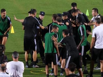 Juventus : Ronaldo provoque un policier chinois !