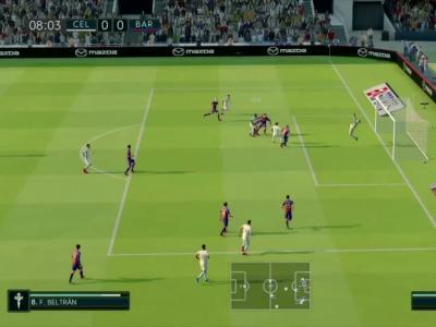 Celta Vigo - FC Barcelone sur FIFA 20 : résumé et buts (Liga - 32e journée)