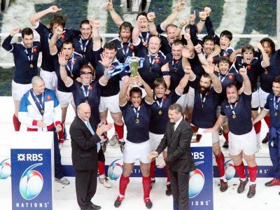 Tournoi des Six Nations : le top 5 des matchs qui ont sacré la France depuis le passage à 6 nations