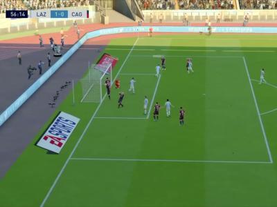 Lazio Rome - Cagliari Calcio : notre simulation FIFA 20 (Serie A - 35e journée)