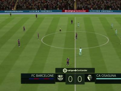 FC Barcelone - CA Osasuna : notre simulation FIFA 20 (Liga - 37e journée)
