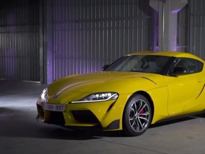 Toyota GR Supra 2.0 : découverte en vidéo