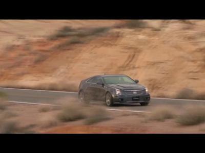 Essai Cadillac CTS-V Coupé