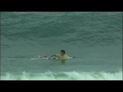Jordy Smith remporte le Billabong Rio Pro 2013