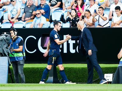 Real Madrid : le cas Gareth Bale bien géré par Zidane ?