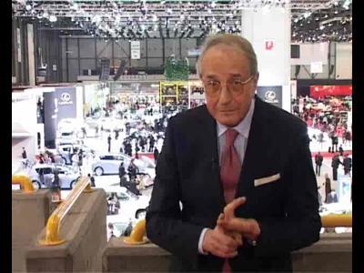 Salon de Genève : présentation par le commissaire général