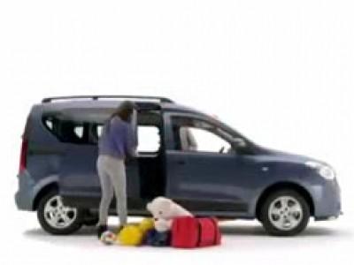 Le Dacia Dokker se dévoile