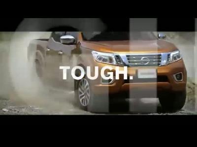 Le Nouveau Nissan Navara en vidéo