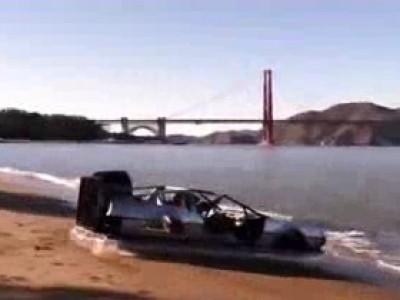 Retour vers le Futur dans la baie de San Fransisco