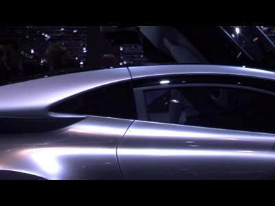 Genève 2011 : Saab Concept Phoenix
