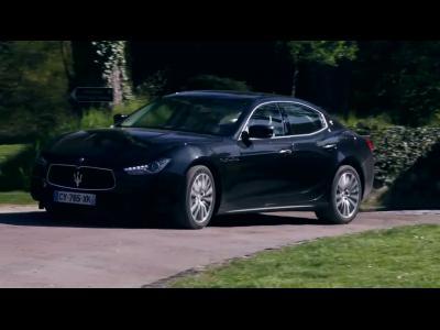 Essai Maserati Ghibli Diesel