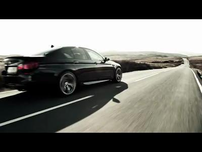 Une berline très sportive chez BMW