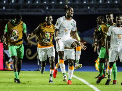CAN 2019 : Mali - Côte d'Ivoire : l'unique but de la rencontre inscrit par Wilfried Zaha