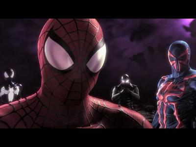 Jeu Video SPIDER-MAN DIMENSIONS