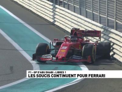 Résumé des essais libres 1 en vidéo à Abu Dhabi