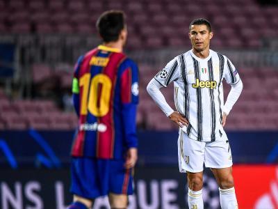 Ronaldo - Messi : le duel en chiffres