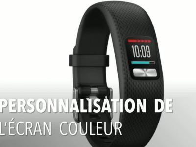 Garmin Vivofit 4 : tout savoir sur le bracelet d'activité connecté