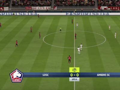 LOSC - Amiens SC : notre simulation FIFA 20 (L1 - 37e journée)