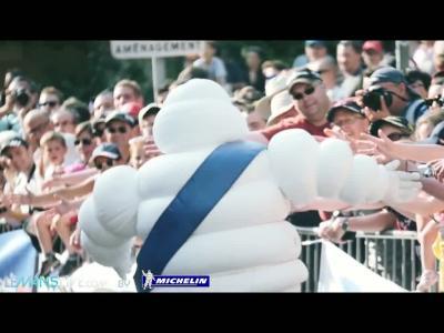 24H du Mans 2014 #8 - Le Bibendum Michelin aux 24H