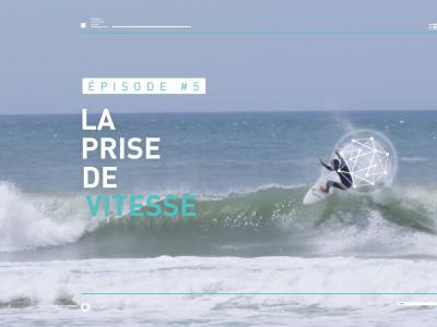 Vidéos : Coach surf #5 - Prise de vitesse