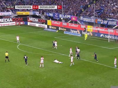 Bundesliga : Un but génial à Paderborn !