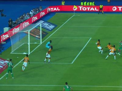 CAN 2019 / Côte d'Ivoire - Algérie : le but de Feghouli