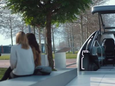 Renault EZ-Go : vidéo officielle de présentation