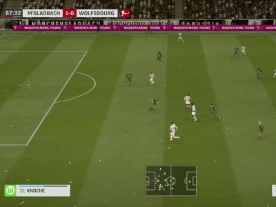 Borussia M'Gladbach - Vfl Wolfsburg : notre simulation FIFA 20 (Bundesliga - 32e journée)