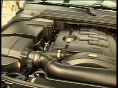 Présentation Range Rover Sport