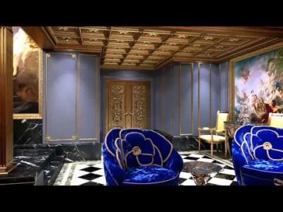 La Villa Du Comte, l'hôtel le plus cher du monde
