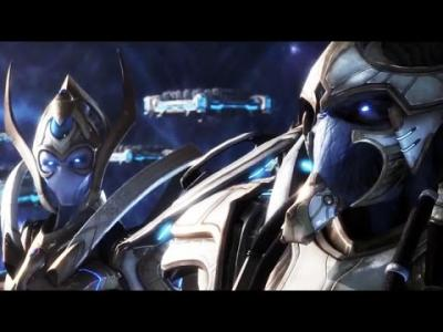Vidéos : Starcraft 2 Legacy of the Void