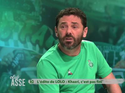 ASSE : l'edito de Laurent Hess sur le revenant Wahbi Khazri