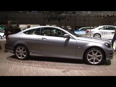 Genève 2011 : Mercedes Classe C
