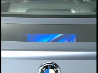 BMW Hydrogen 7 : principe du réservoir