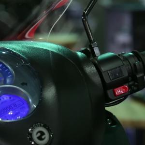 Clip Eccity Motorcycles Model 3