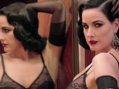 Toute la lingerie Dita Von Teese sur Glamuse.com