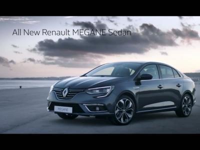 Renault Mégane Sedan : la nouvelle Mégane se fait la malle