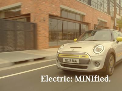 Mini Cooper SE : la citadine électrique en vidéo