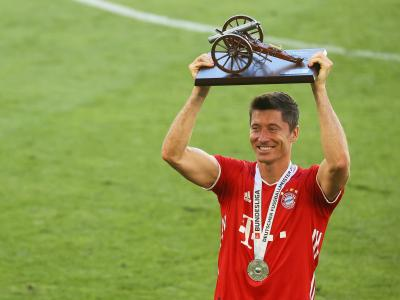 OL - Bayern Munich : la machine à buts Robert Lewandowski en chiffres