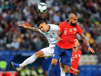 Argentine-Chili : une rencontre amicale musclée et tendue