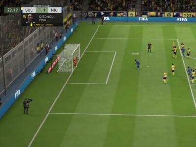 FC Sochaux - Chamois Niortais FC : notre simulation FIFA 20 (L2 - 31e journée)