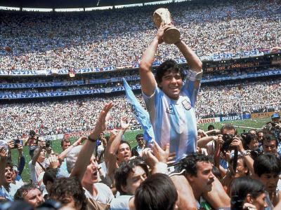Diego Maradona : les stats de la carrière d'El Pibe de Oro