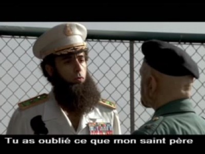 The Dictator - Extrait